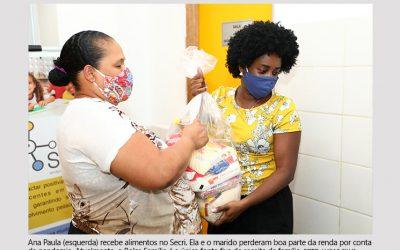 """Cerca de 1,3 mil famílias serão beneficiadas com doações angariadas pela campanha """"A Fome não Espera!"""