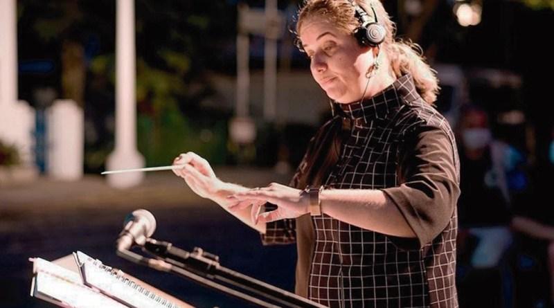 """""""São insubstituíveis"""", diz maestra Alice sobre concertos ao vivo"""
