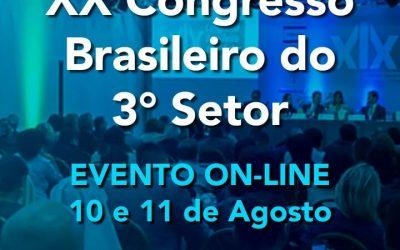 XX Congresso Brasileiro do 3º Setor