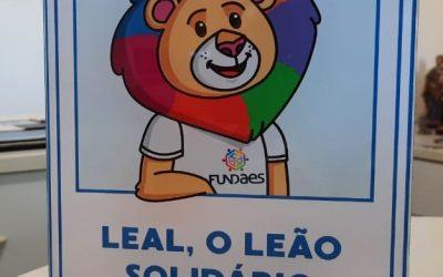 Entrega do Troféu Leão Solidário